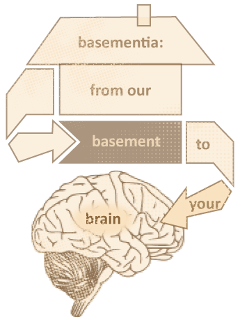 basementia: from our basement to your brain